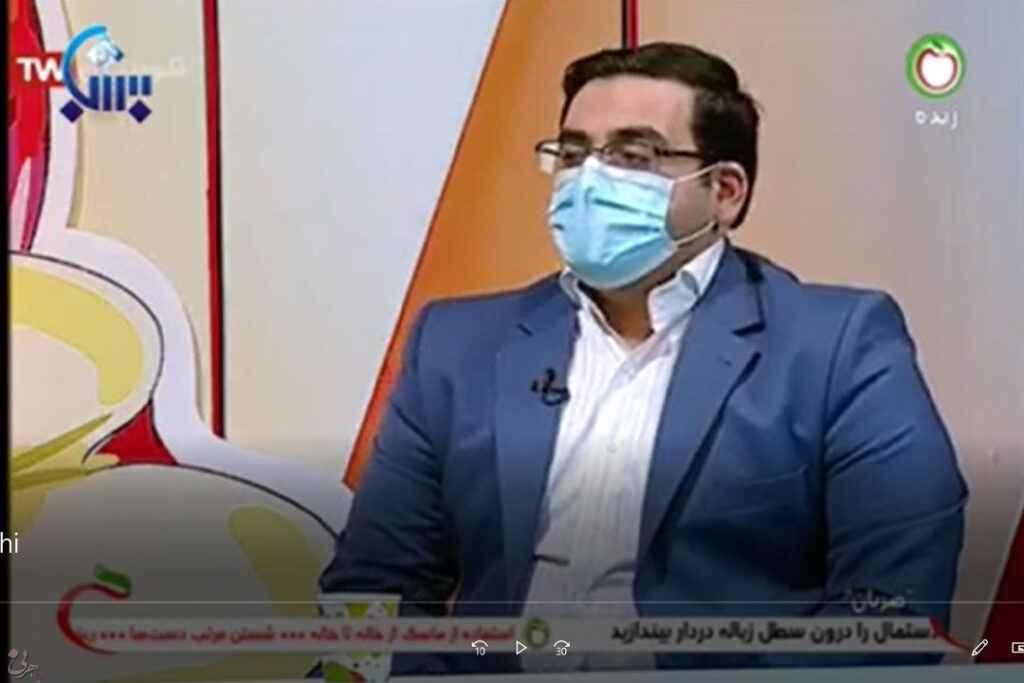 حضور دکتر حسین ذبیحی، متخصص جراحی عمومی در برنامه زنده ضربان شبکه سلامت
